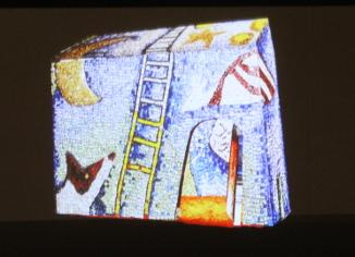 L'ologramma di un Mosaico